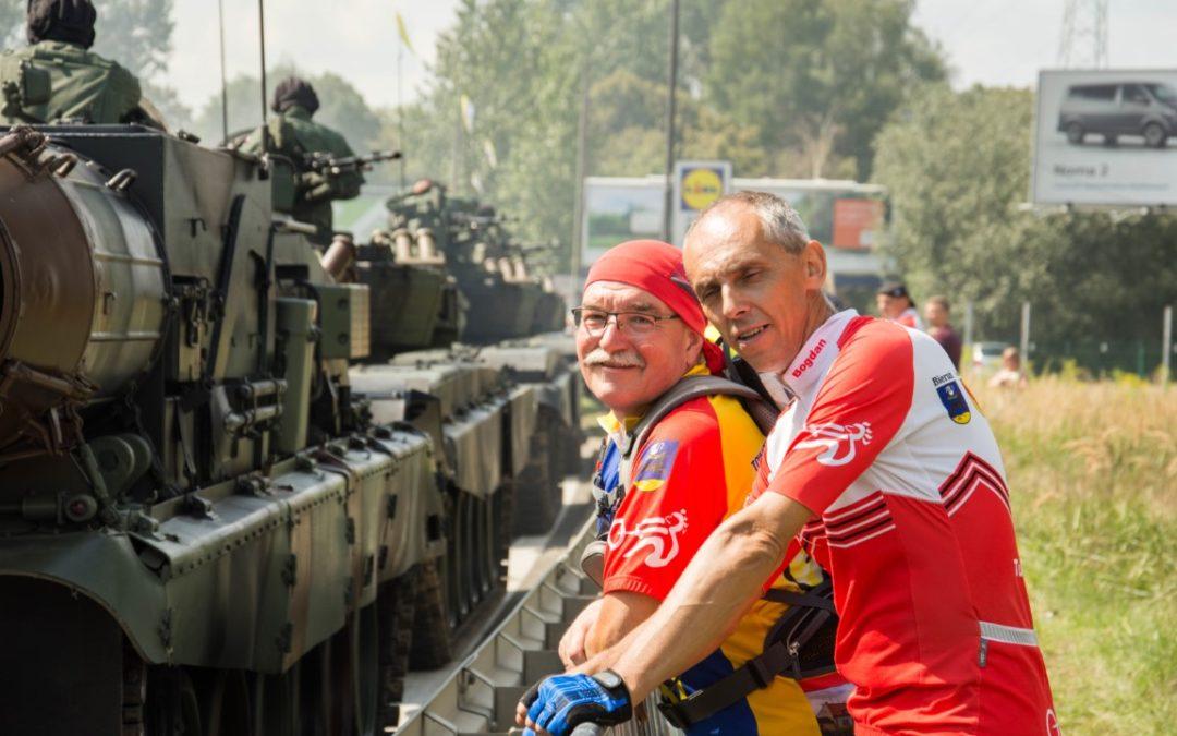 RELACJA – wyjazd naDefiladę zokazji Święta Wojska Polskiego 15.08.2019
